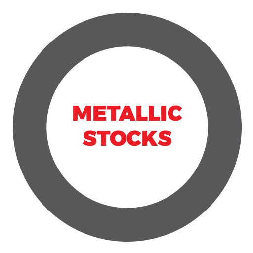 Metallic Stocks